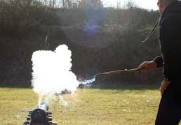 Stag and Hen Cannon Experience